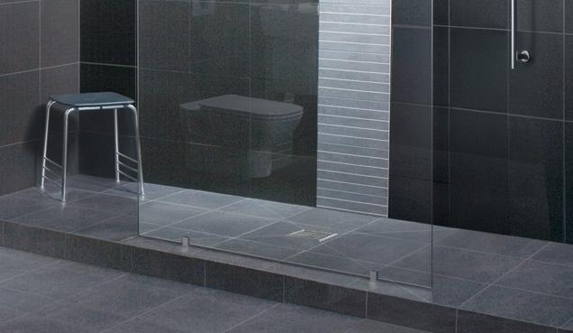 Wet rooms coventry fitted bathrooms kitchens bedrooms for How to put in a wet room