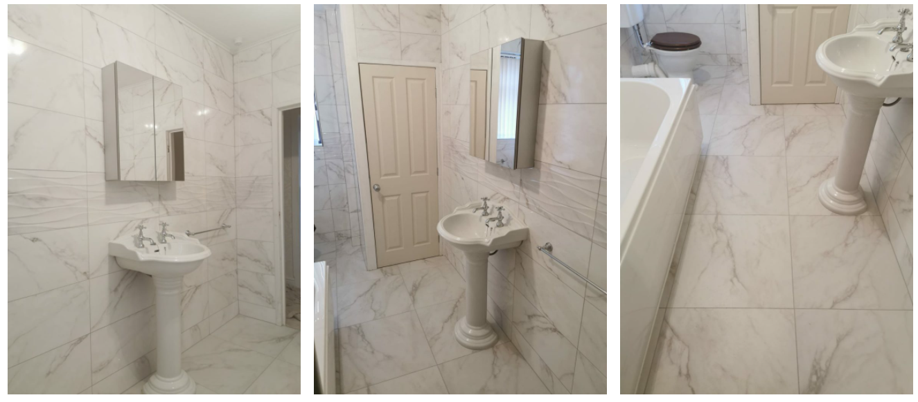 Bathroom Installers Bedworth