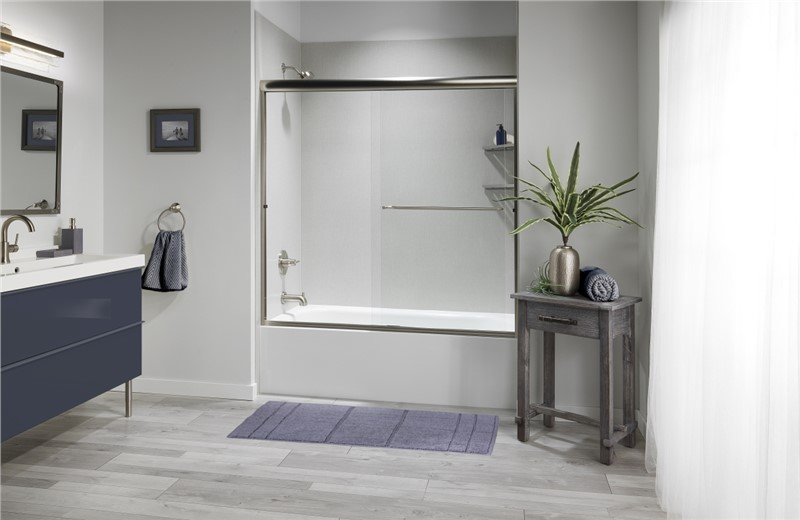 modernize the look of your tub with these tips