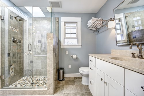 which shower wall materials offer the most benefits